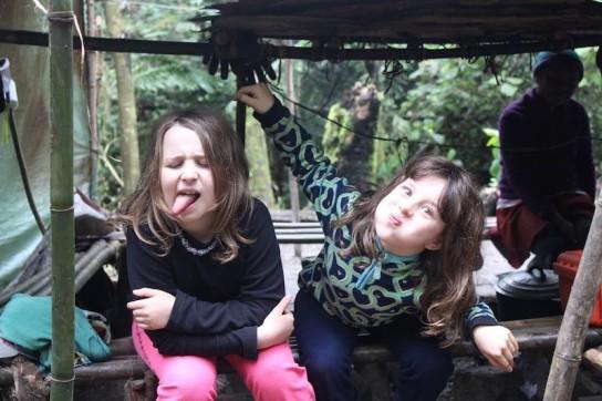 Hanging out at camp (Ankadivory)